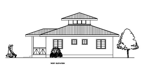 30 x 30 Vastu Home 019 house plans